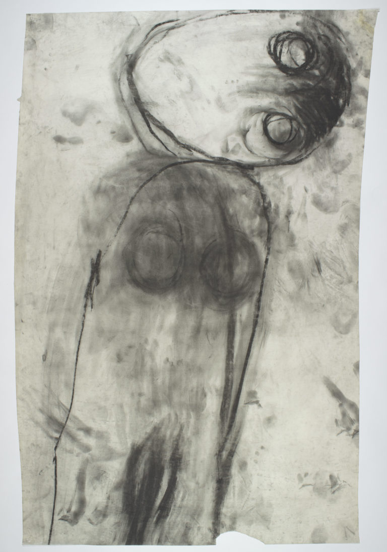 Miriam Cahn, das klassische lieben – femmes, 1981