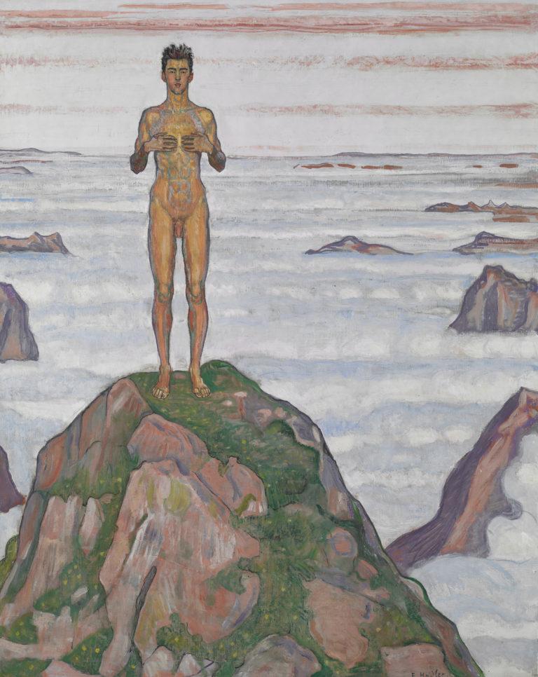 Ferdinand Hodler, Blick ins Unendliche, 1903 / 1904