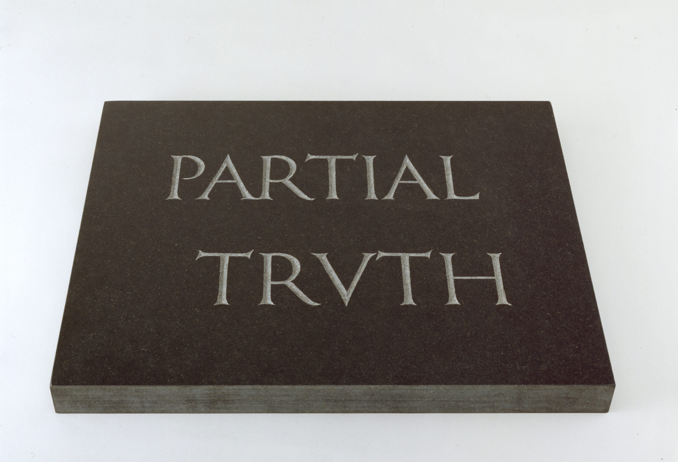 Bruce Nauman, Partial Truth, 1997