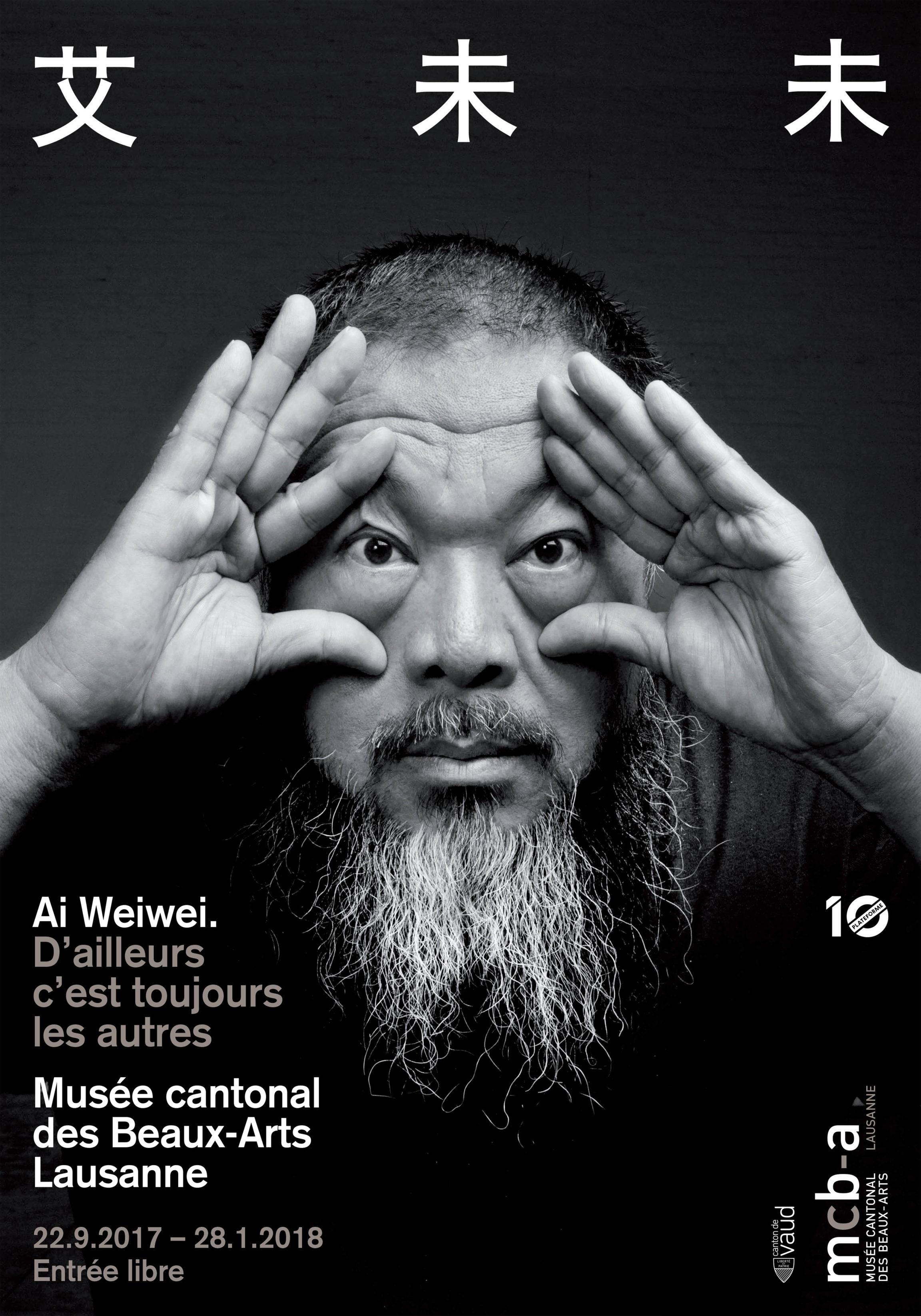 Ai Weiwei <br> D'ailleurs c'est toujours les autres