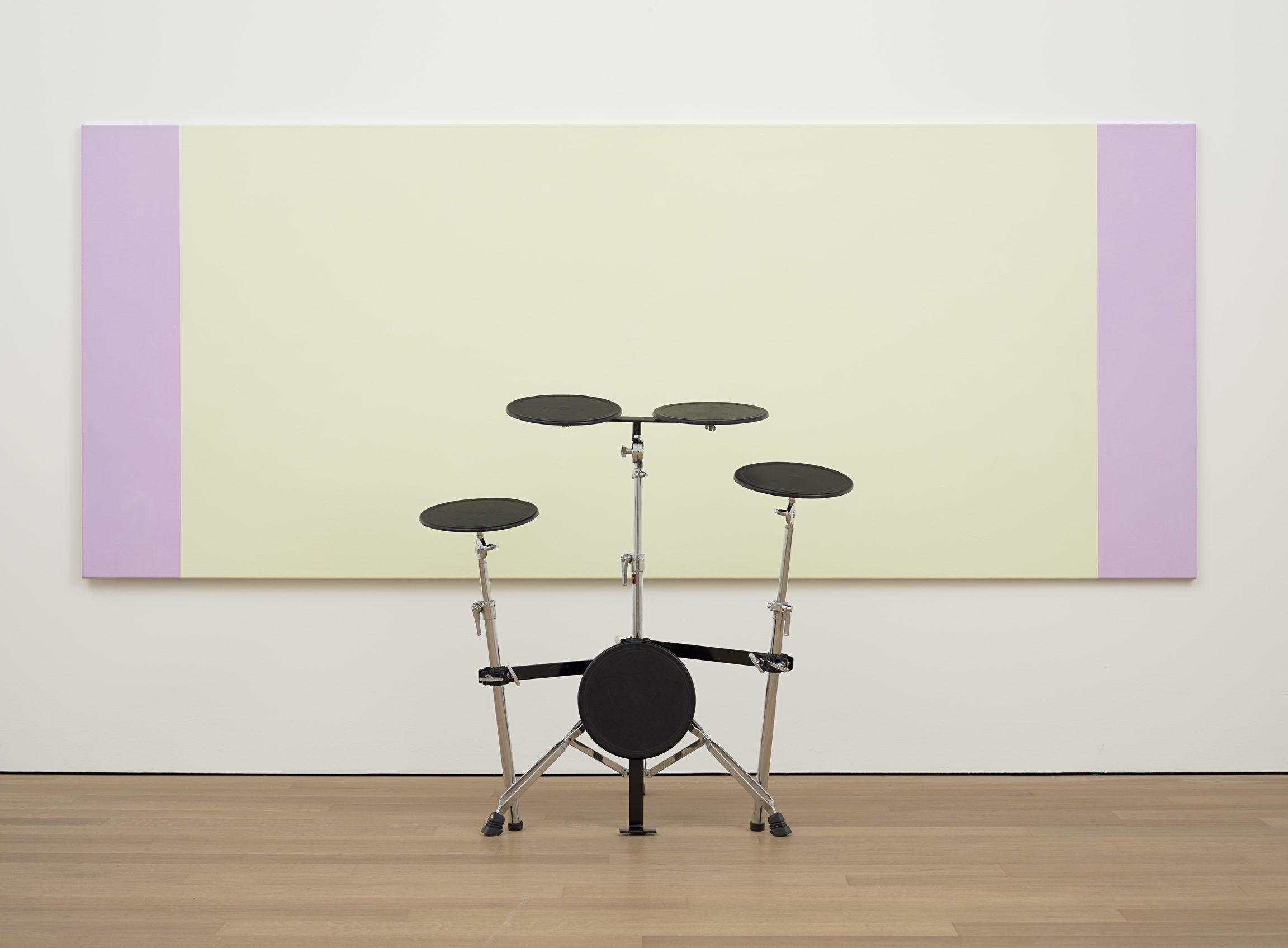 John M Armleder, Furniture Sculpture 189, 1988
