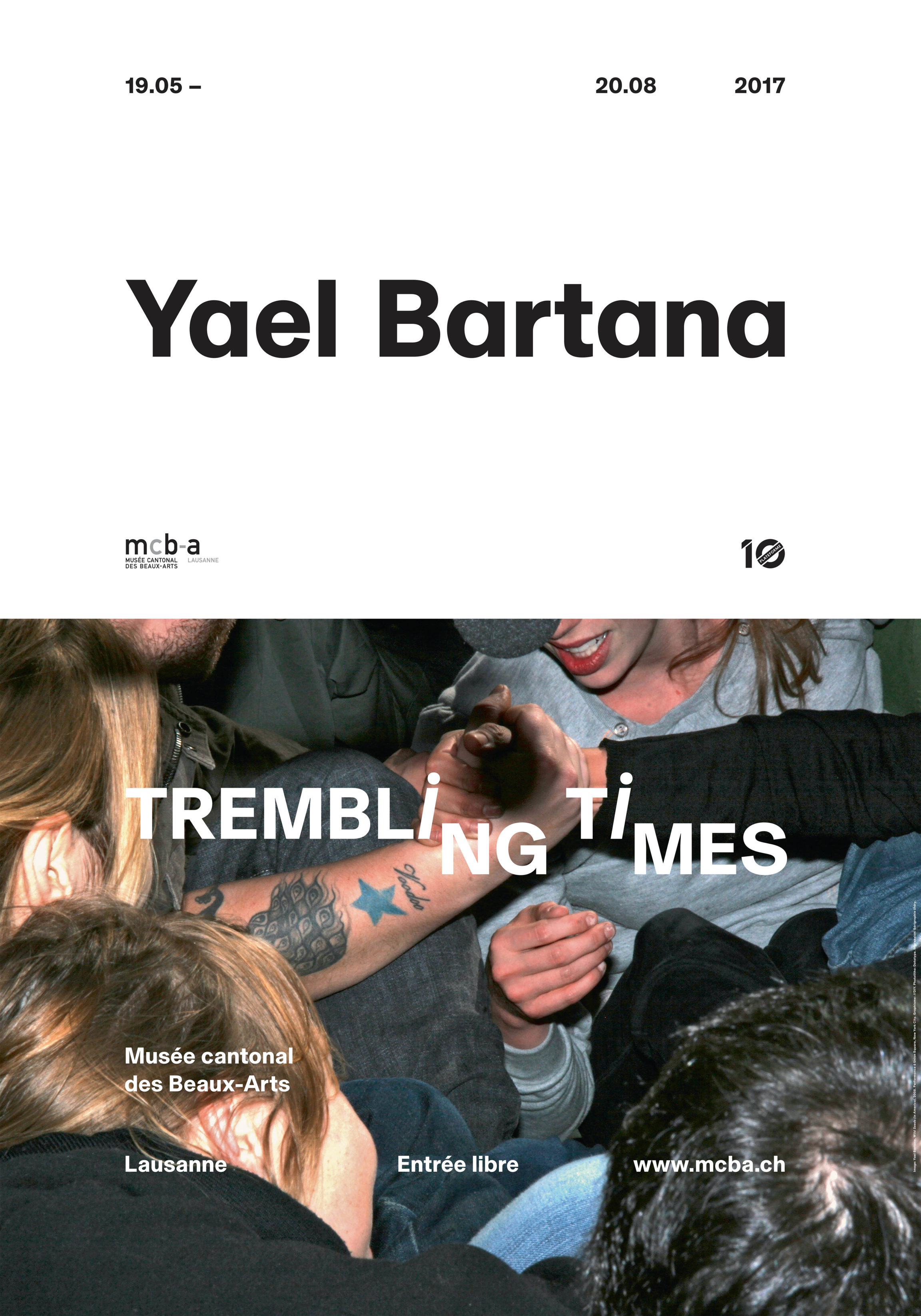 Yael Bartana<br> Trembling Times
