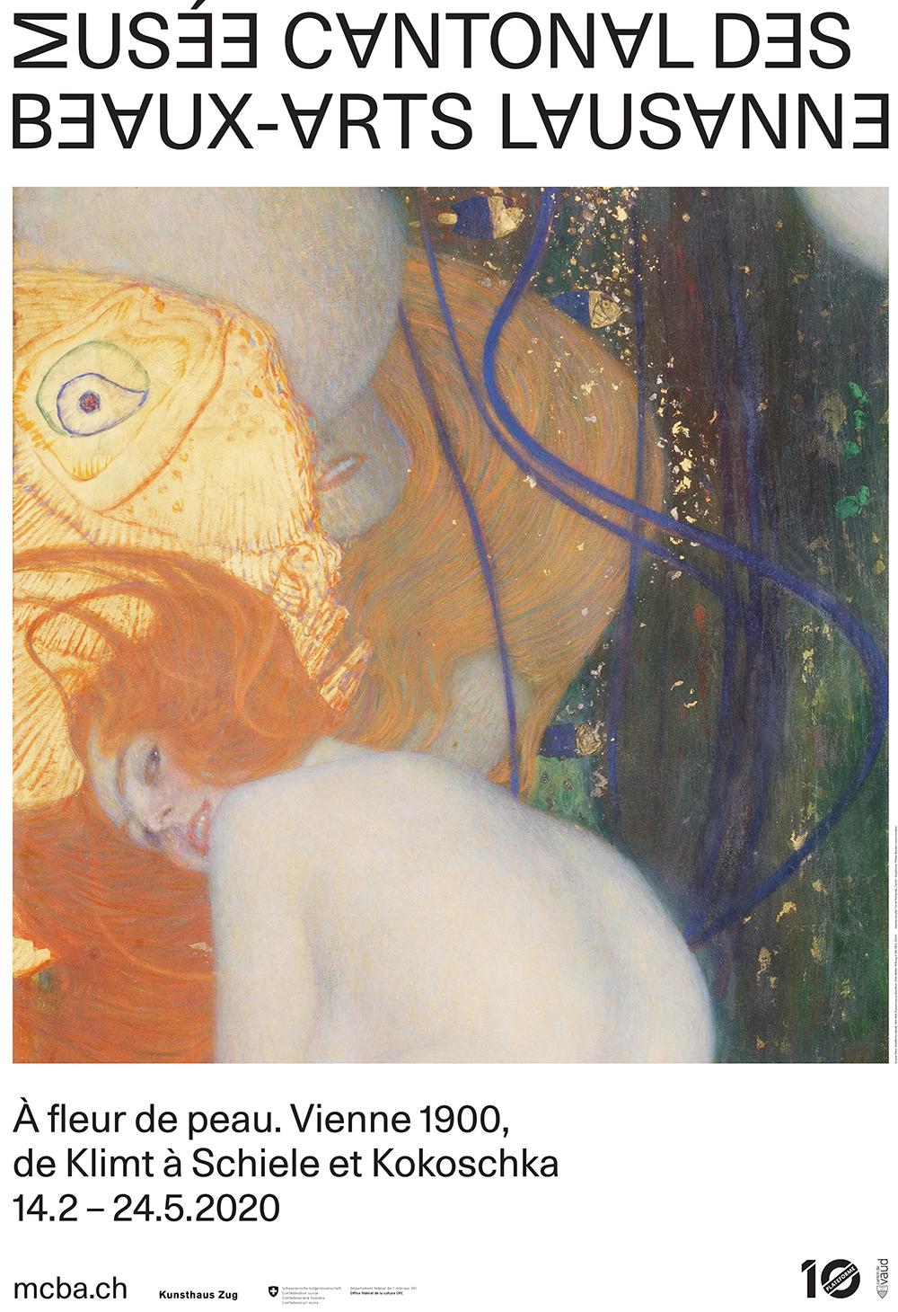 Under the Skin.<br> Vienna 1900, from Klimt to Schiele and Kokoschka