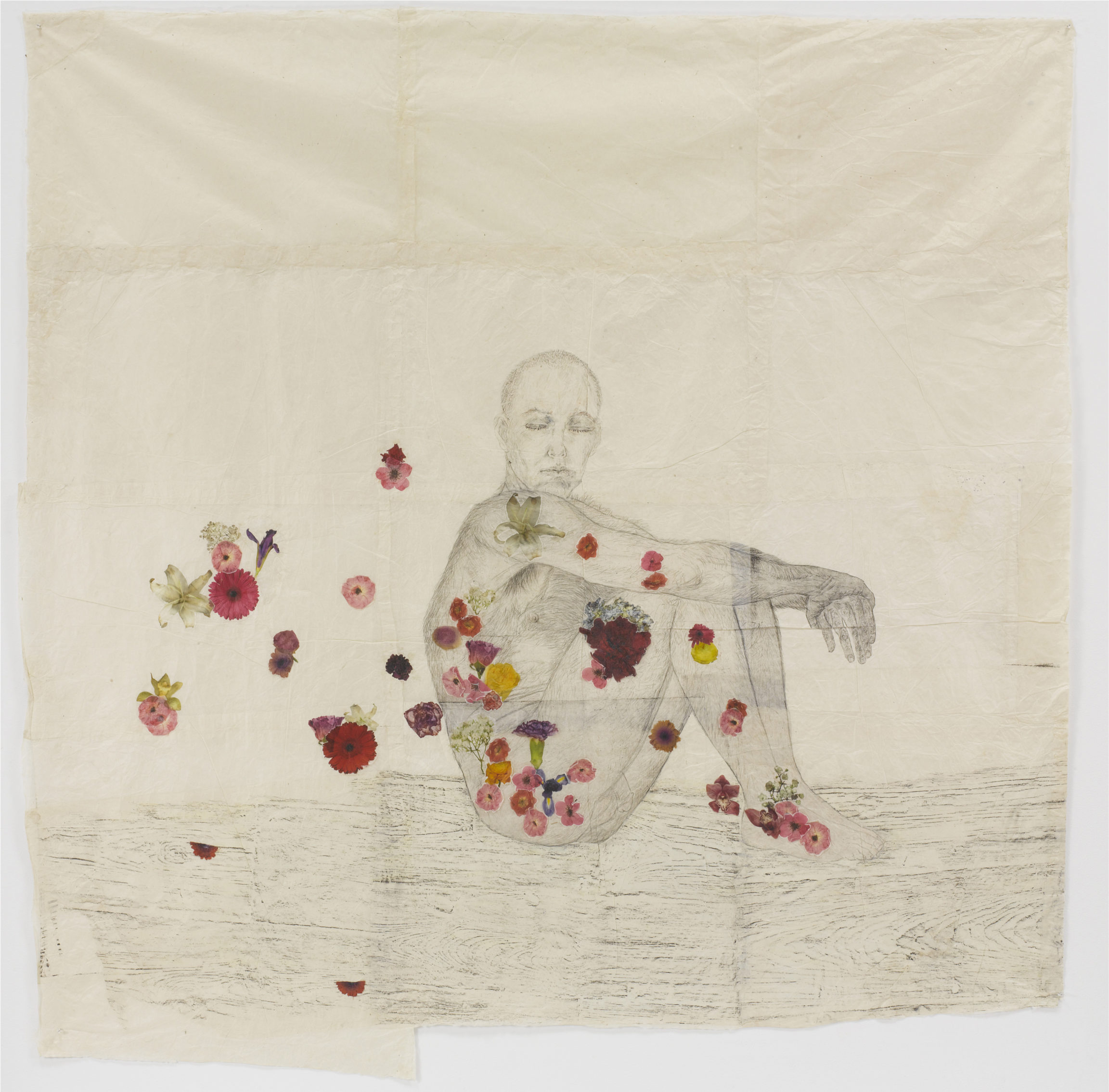 Kiki Smith. Hearing You with My Eyes