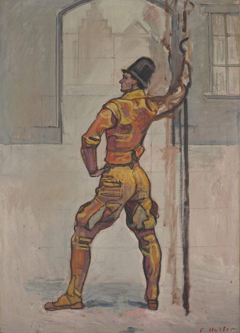Ferdinand Hodler, Étude pour Unanimité, 1911/1912