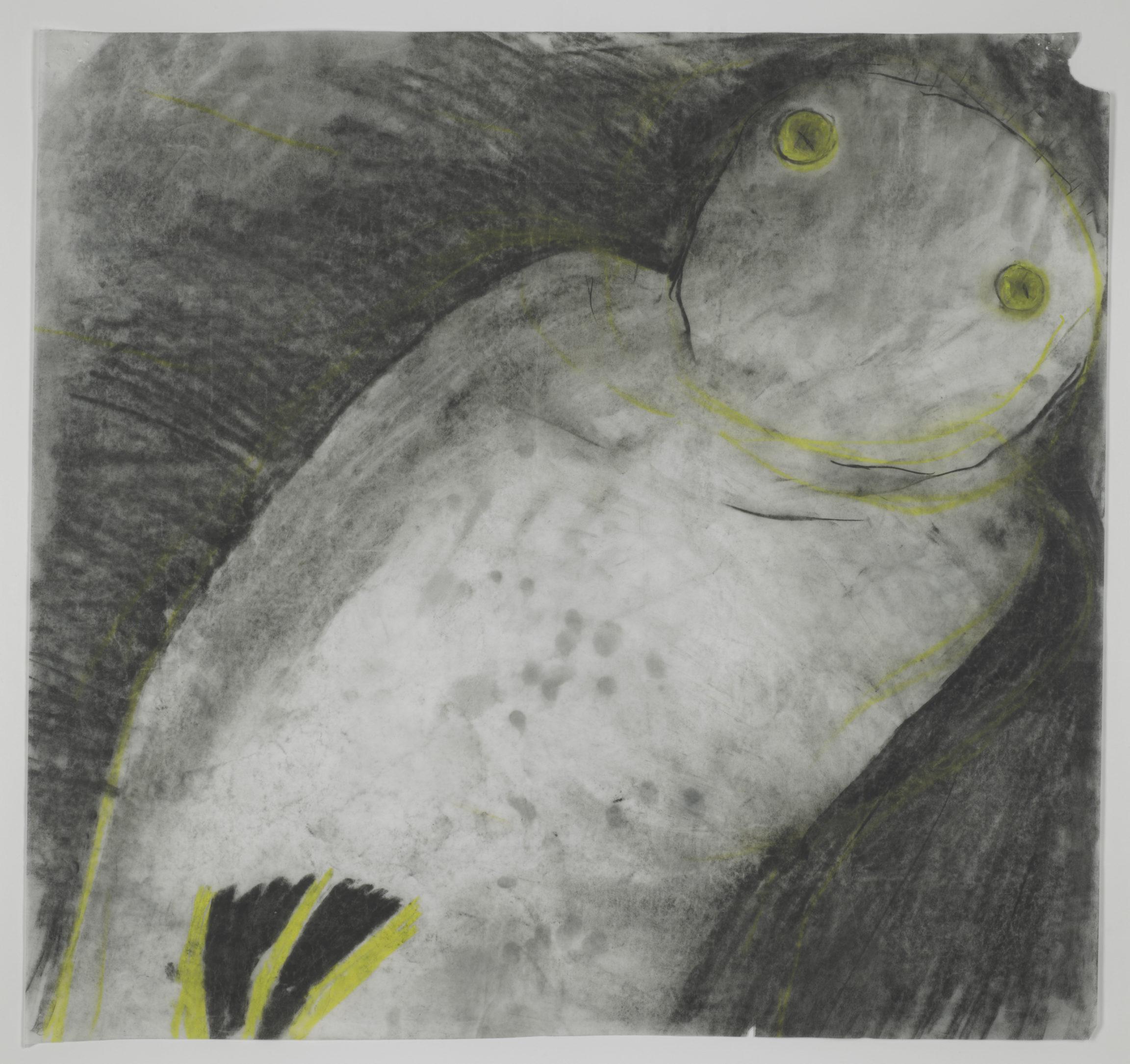 Miriam Cahn, Morgen Grauen, 1981
