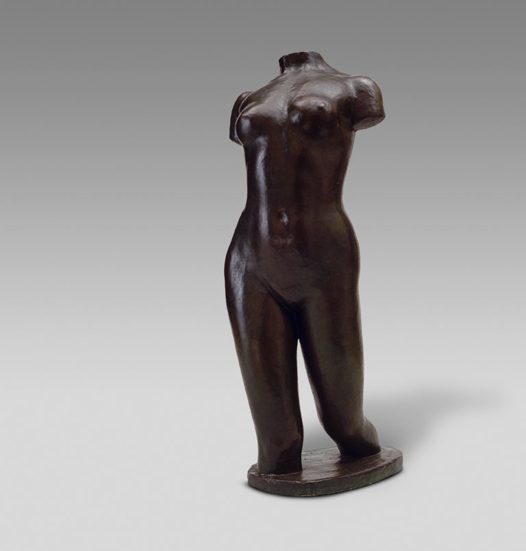 Aristide Maillol, Torse de l'Île-de-France (Torso of the Ìle-de-France), 1922