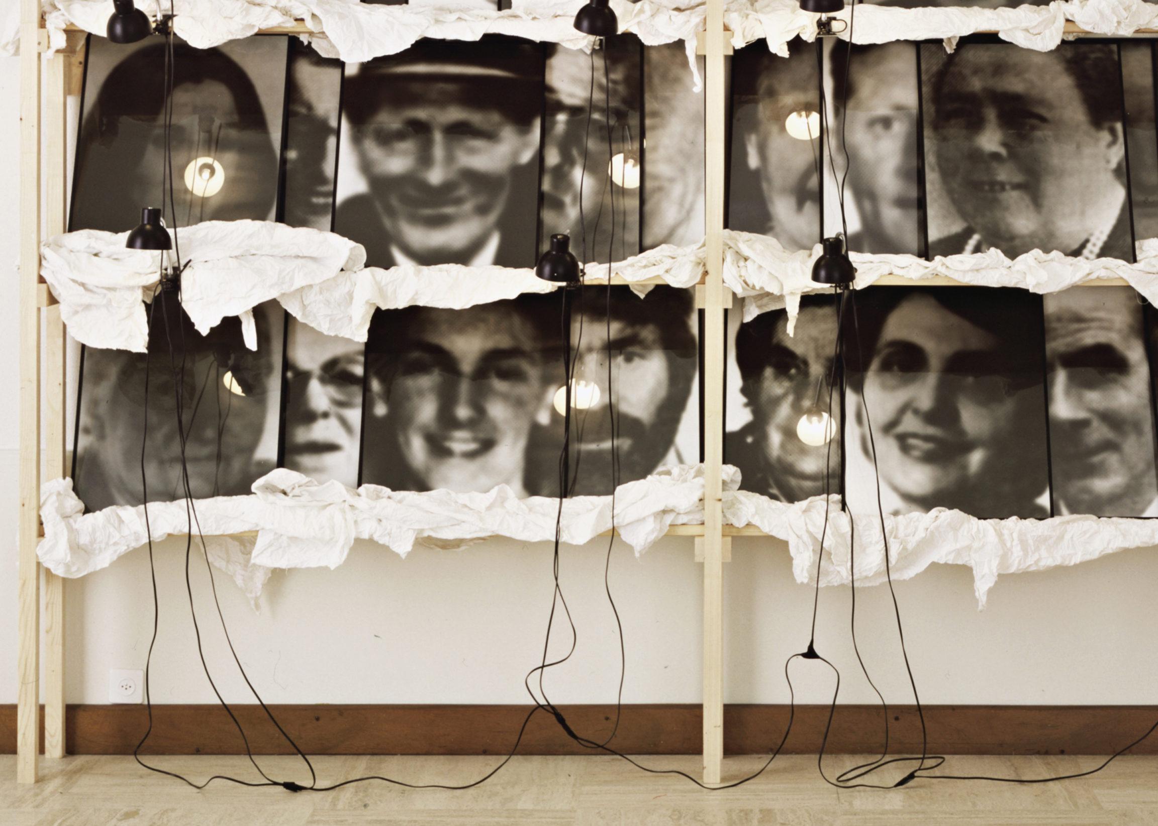 Christian Boltanski. Reliquaires et monuments 1985-1996