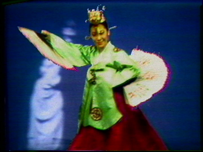 Nam June Paik , Global Groove, 1973