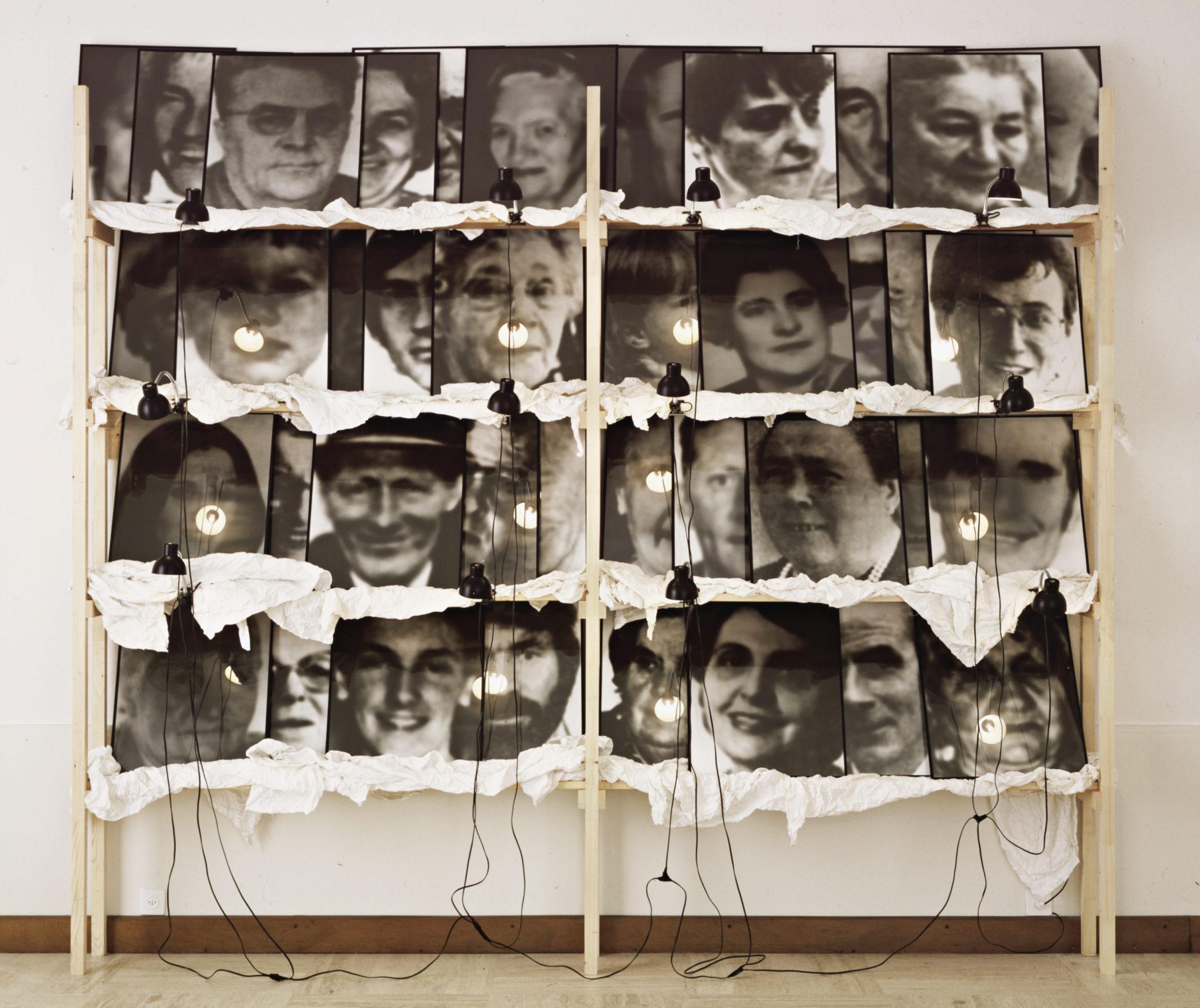 Christian Boltanski. Reliques et monuments 1985-1996