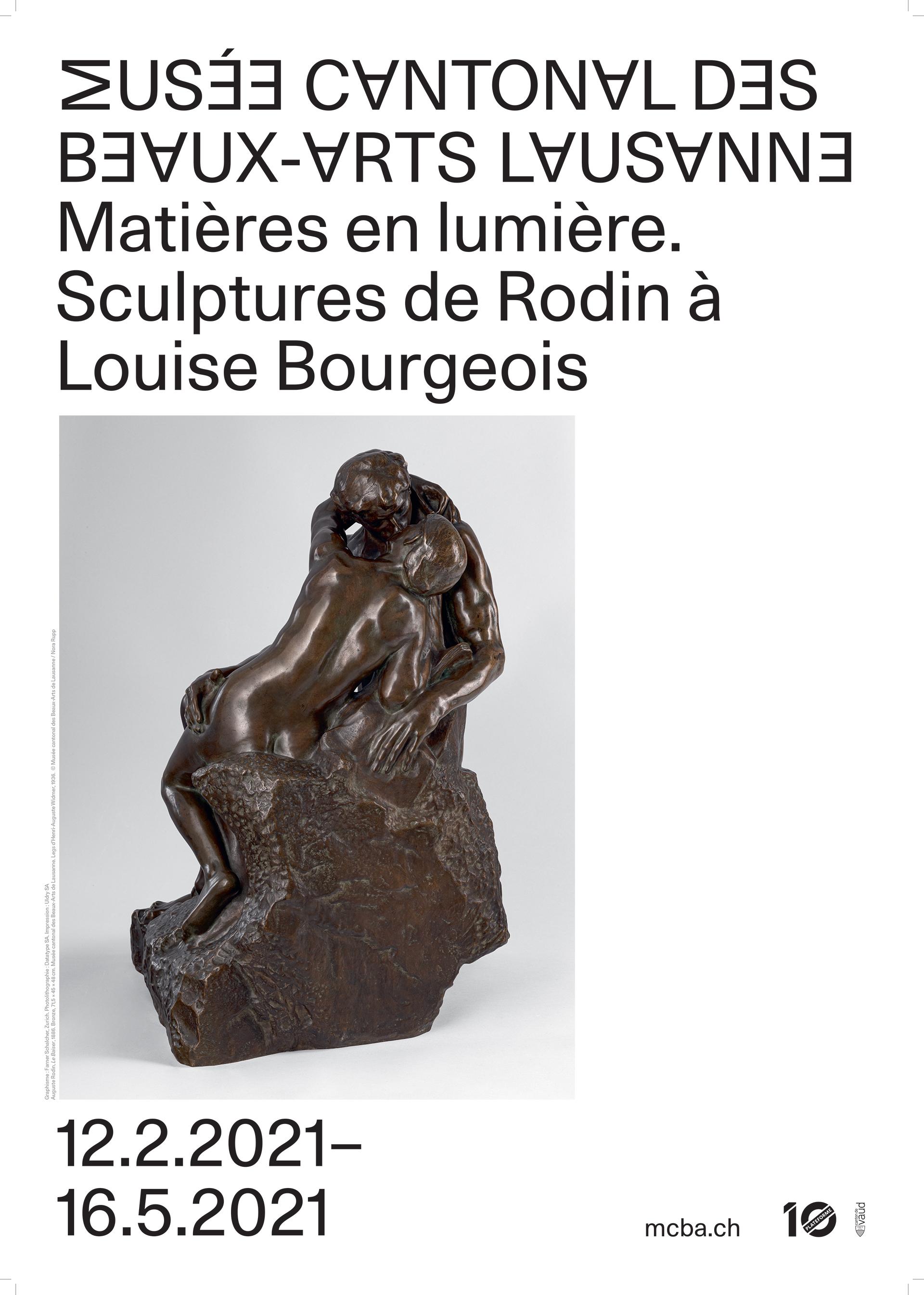 Matières en lumière. Sculptures de Rodin à Louise Bourgeois