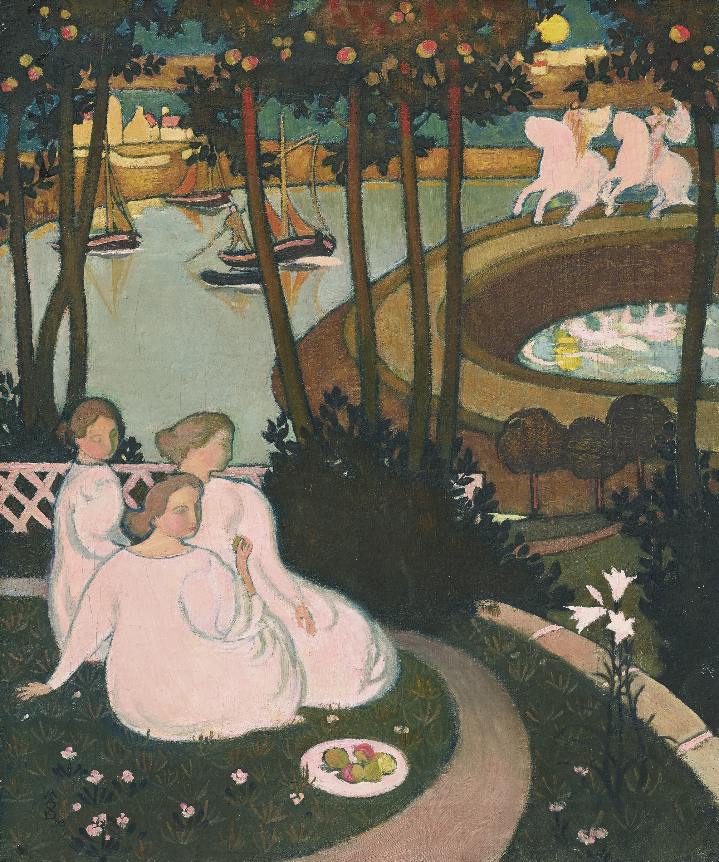 Maurice Denis. Amour