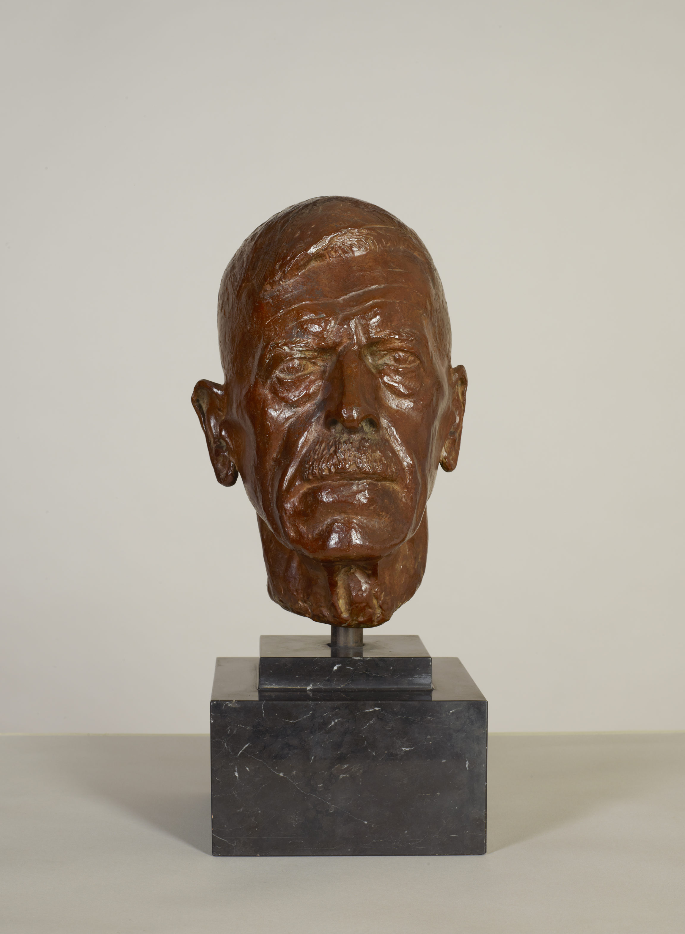 Otto Charles Bänninger , Buste de Charles-Ferdinand Ramuz, 1942