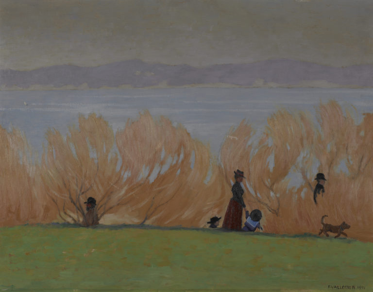 Félix Vallotton, Le Pharo, Marseille, 1901