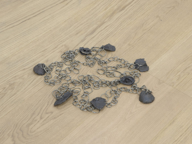 Kiki Smith , Rosary, 1994